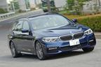 BMW 新型5シリーズツーリング 試乗レポート|新型はライバル勢から一歩抜きん出た総合力を備える!