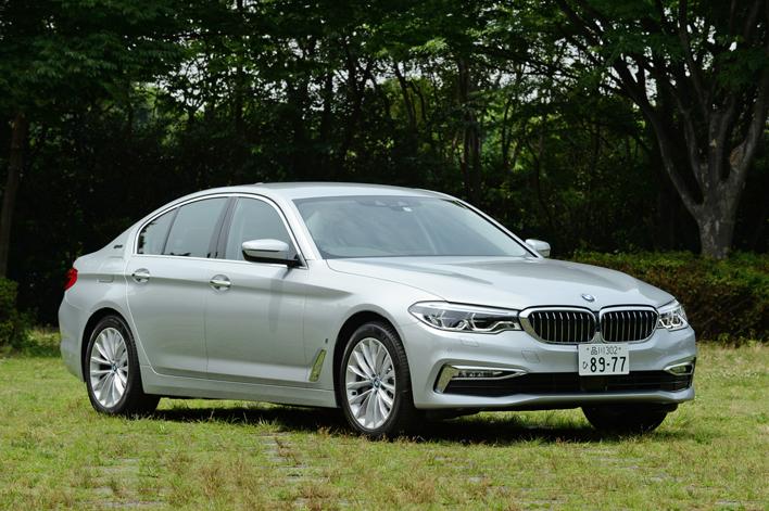 BMW 新型530e iPerformance試乗レポート|シリーズ初のPHVは、5シリーズセダンの中で本命!?