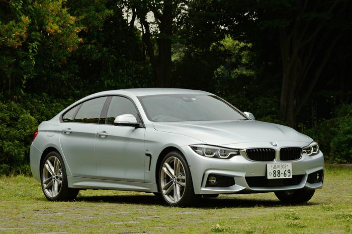 BMW 420i xDrive Gran Coupe M Sport 試乗レポート/岡本幸一郎