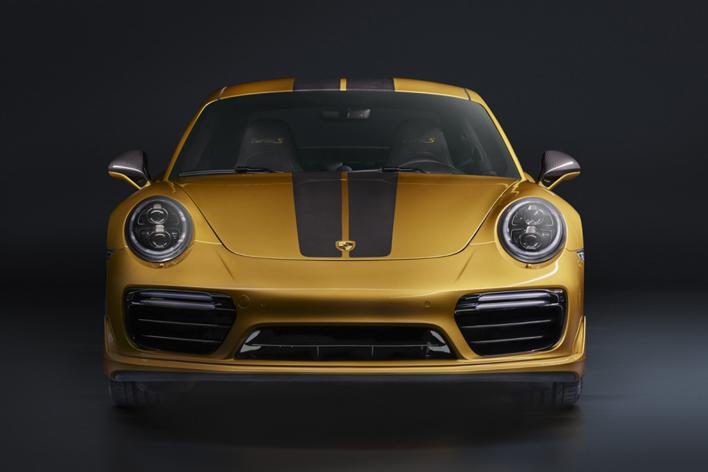 ポルシェ 911ターボSエクスクルーシブシリーズ