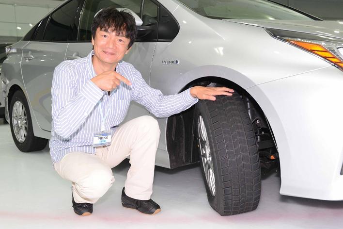 岡本幸一郎氏も納得!<【アイスナビ7】グッドイヤー新型スタッドレスタイヤ ICE NAVI 7 試乗レポート>