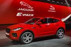 凄すぎる!SUVがくるりんぱ!?ジャガーE-PACEが世界初披露の場でギネス樹立!