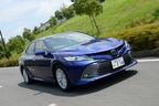 トヨタ 新型カムリ購入者はオジサンが9割!月販目標約5倍の好スタートも若者に苦戦