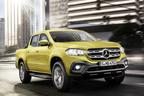 メルセデス・ベンツ、新型Xクラスを発表…ブランド初のピックアップトラック