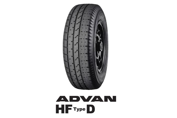ADVAN ヒストリックカー用タイヤ