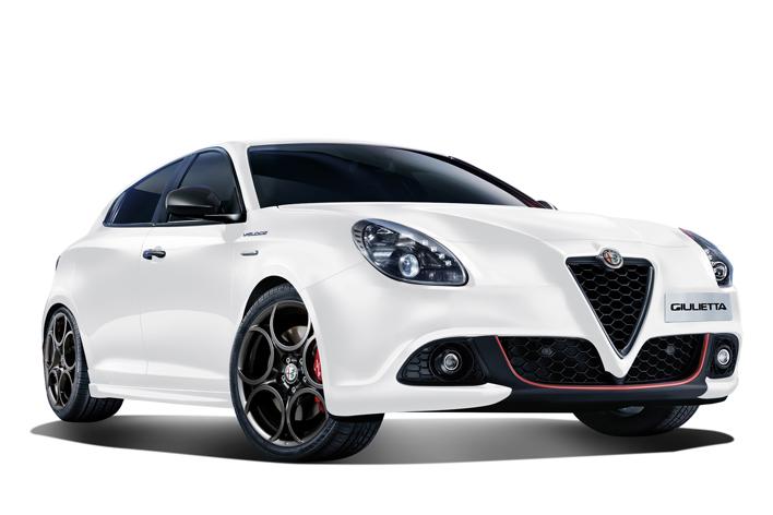 Alfa Romeo Giulietta Veloce CuoreRosso(アルファロメオ・ジュリエッタ・ヴェローチェ・クオーレロッソ)