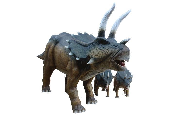 トリケラトプス ファミリー