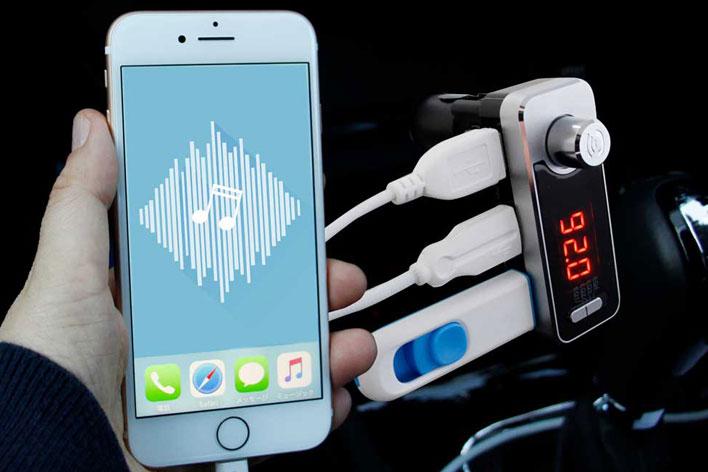 Bluetooth FMトランスミッター『OWL-BTFMU331』シリーズ