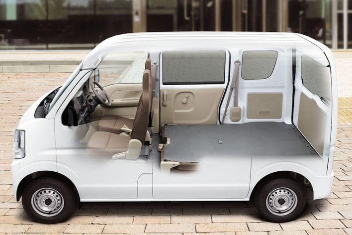 軽バンのOEMの流れは日本車の未来を先取りしている?