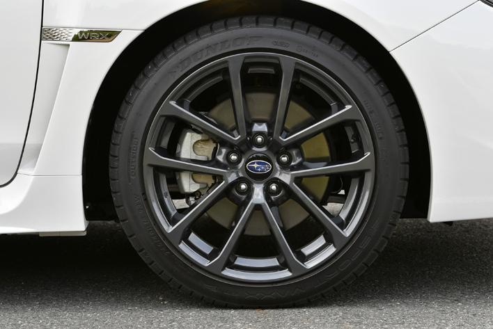 スバル 新型WRX S4