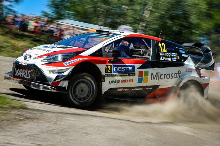 2017 WRC Round 9