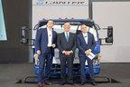 三菱ふそう、EVトラック「eキャンター」を日本に続きポルトガルでも生産開始