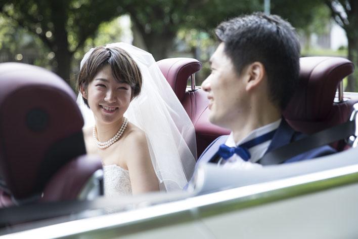 メルセデス・ベンツ日本×ヒルトン東京 ウエディングコラボレーション