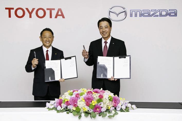 """トヨタ・マツダの本音は""""2つの愛""""、資本提携が『EVありき』報道に違和感"""