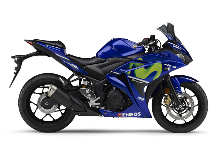「YZF-R3 ABS」Movistar Yamaha MotoGP Edition