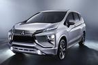 三菱、次世代SUVミニバン 「エクスパンダ―」を世界初披露