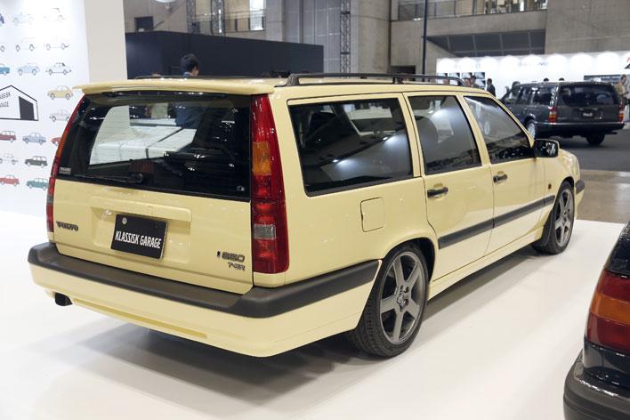 ボルボ 850 T5-Rエステート(1995年・389万円)[KLASSISK GARAGE]<ボルボ ブース/オートモビルカウンシル 2017>