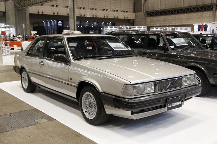 ボルボ 780(1990年・128万円) [KLASSISK GARAGE]<ボルボ ブース/オートモビルカウンシル 2017>