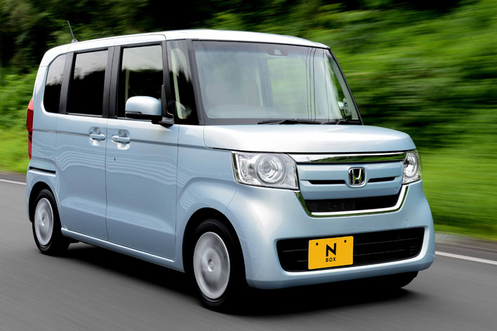ホンダ 新型N-BOX(NBOX)/N-BOXカスタム(プロトタイプ) 先行試乗レポート|発売直前! 超人気軽自動車のニューモデルをいち早く徹底評価