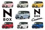 ホンダ 新型N-BOX(NBOX)/N-BOXカスタム 新型車解説|フルモデルチェンジした人気No.1軽自動車を徹底評価