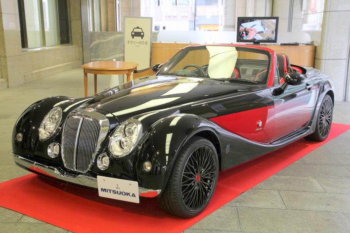 ミツオカが限定4台の特別仕様車を発表|ヒミコ 乱〈RAN〉発表会