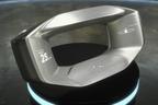 未来の車はハンドルを持ち歩く!?ジャガーがAIを備えた「セイヤー」を公開