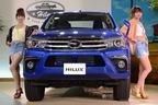 ハイラックスが13年ぶりに帰ってきた! トヨタ 新型SUVシリーズ発表会レポート