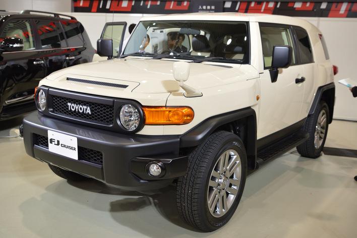 トヨタ SUVシリーズPRイベント