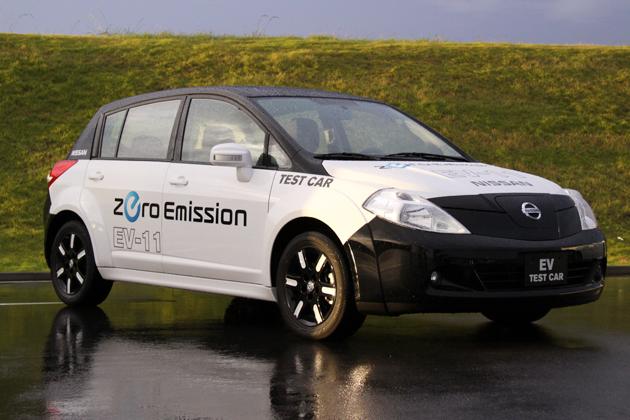 EV11 フロントスタイリング