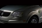 GMが2011年に世界初のプラグインハイブリッドSUVを発売