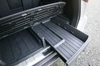 ラゲッジ床下収納スペース