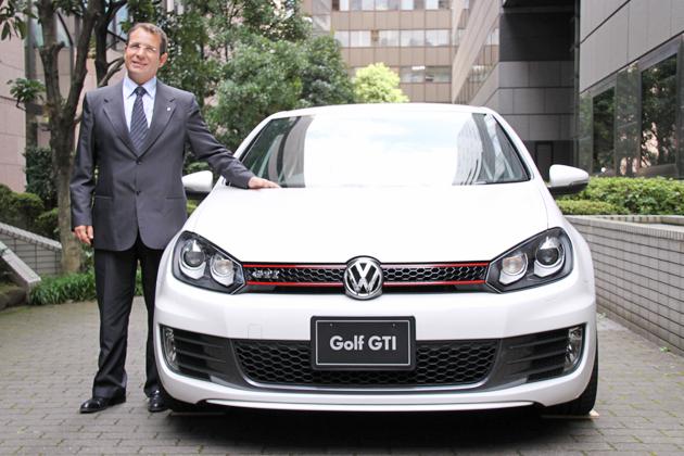 フォルクスワーゲン 新型ゴルフGTI 発表会速報