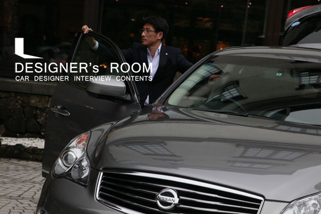 DESIGNER'S ROOM vol.3 NISSAN SKYLINE CROSSOVER 渡辺誠二