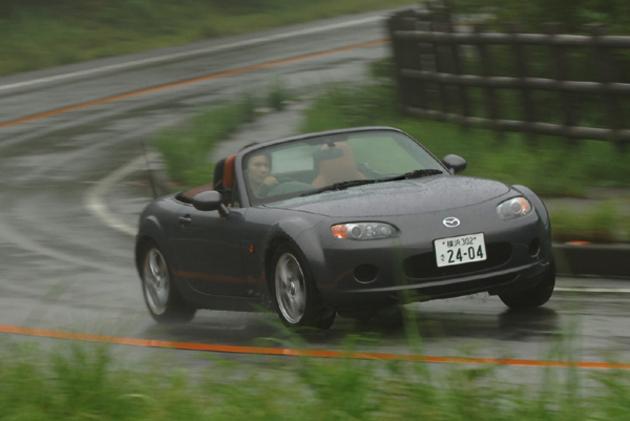 マツダ ロードスター 試乗レポート(2005年・3代目フルモデルチェンジ)