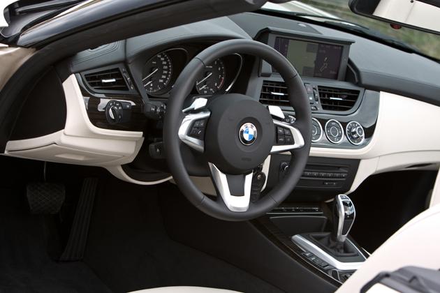 BMW Z4 左ハンドル インパネ