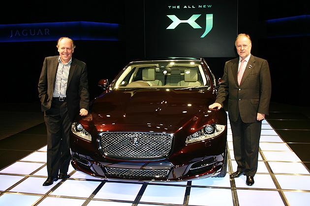 ジャガー 新型XJ 新車発表会速報