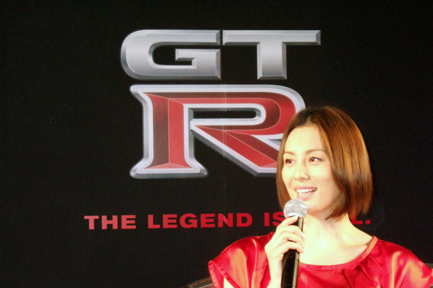 日産 GT-R 新車発表会速報