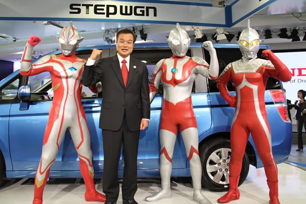 ホンダ 新型ステップワゴン 新車発表会速報