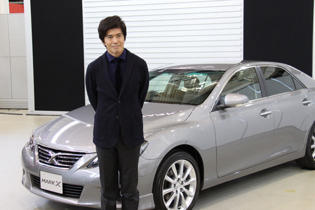 トヨタ マークX 発表会速報