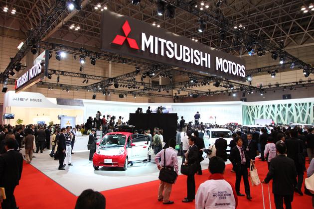 東京モーターショー2009速報 三菱ブース