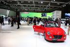 2009東京モーターショー/ダイハツブース