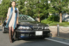 MisaChi/今井優杏の「自動車美人」