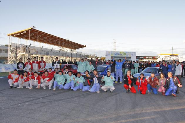 EVフェスティバル2009 レポート