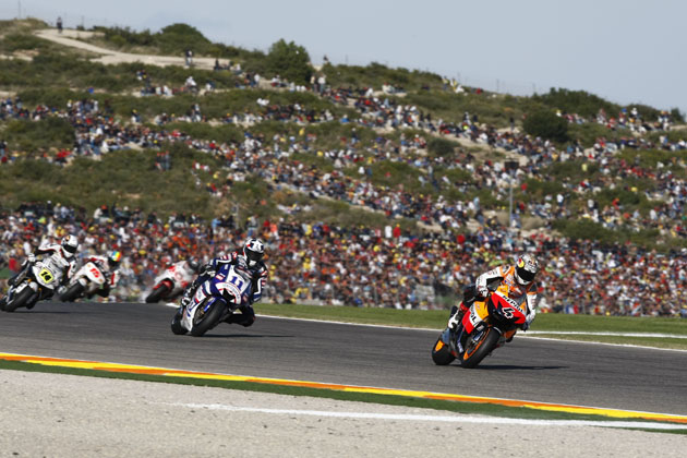MotoGP アンドレア・ドヴィツィオーゾ選手の走り