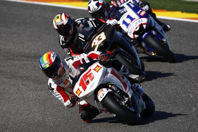MotoGP アレックス・デ・アンジェリス選手の走り