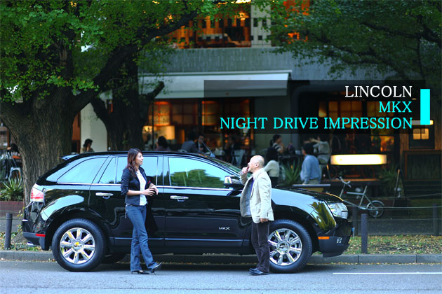 LINCOLN MKX NIGHT DRIVE IMPRESSION