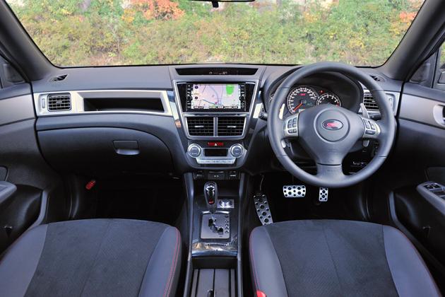 スバル エクシーガ 2.0GT tuned by STI 試乗レポート