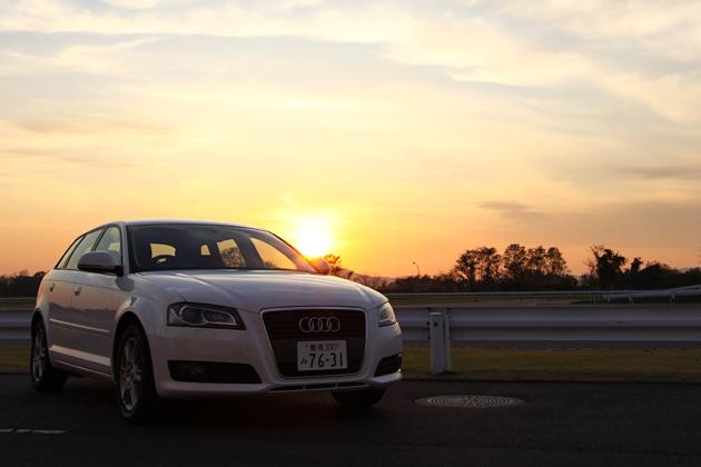 アウディ エコドライビング体験レポート