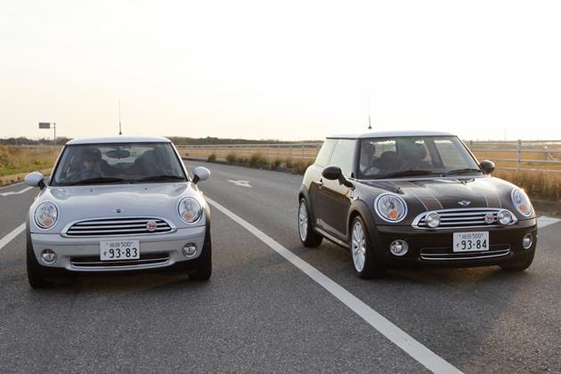 BMW MINI メイフェア・カムデン 試乗レポート