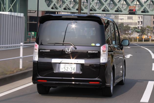 ホンダ ステップワゴン 試乗レポート/岡本幸一郎